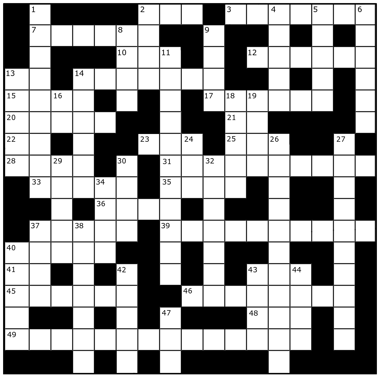 self proclaimed expert crossword - HD 1224×1222