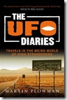 UFO Diaries Cover