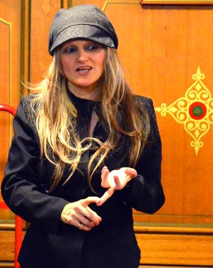 Krissy Wilson, Aug 2011