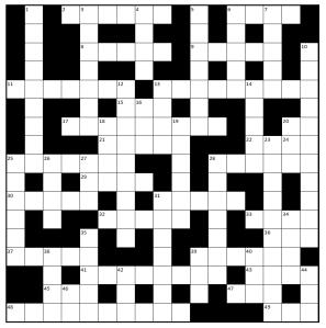 32 April 13 grid