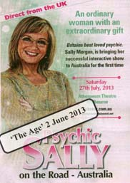 Psychic Sally ad