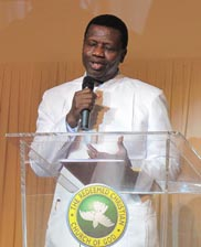 Pastor Adeboye (via Wikipedia)