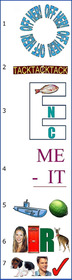 Picture Puzzles 51 (October 2014)