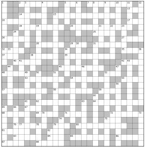 54 Feb 2015 grid