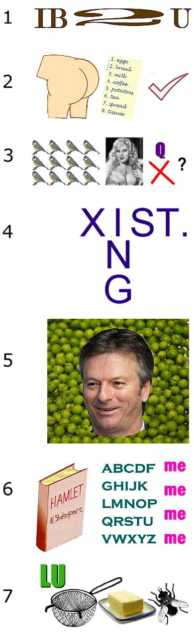 Picture Puzzles 57 (April 2015)