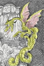Belle and the Dragon. An elfin comedy