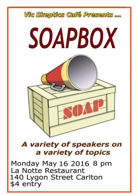 soapbox poster