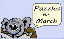 puzzles-for-march