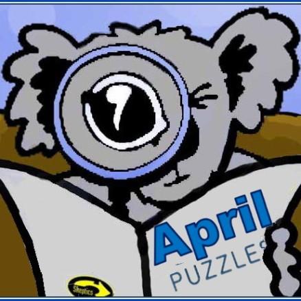 april puzzles